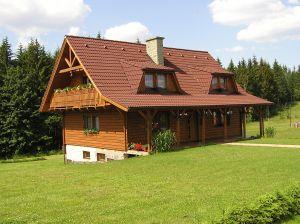 Drevené domy