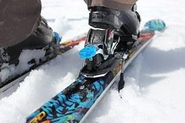 Chcete skúsiť lyžovať?