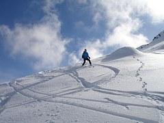 Aj na jar sa lyžuje